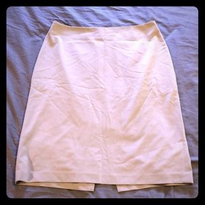 The Limited Stretch Beige Pencil Skirt Sz 10
